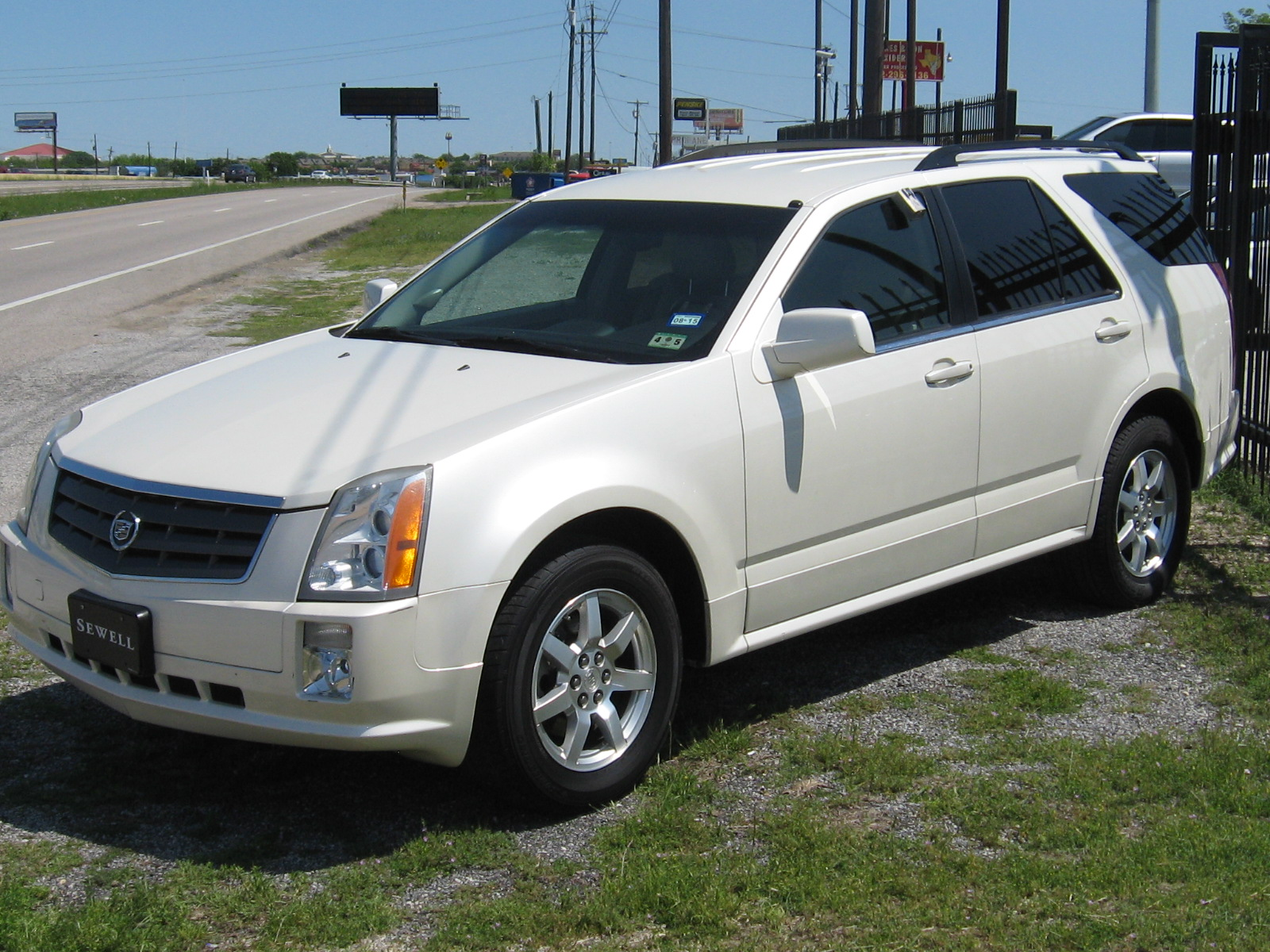 2005 Cadillac Srx Welcome To Autoworldtx