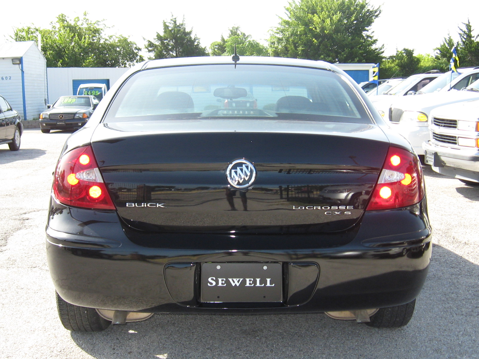 2007 buick lacrosse cxs welcome to autoworldtx. Black Bedroom Furniture Sets. Home Design Ideas