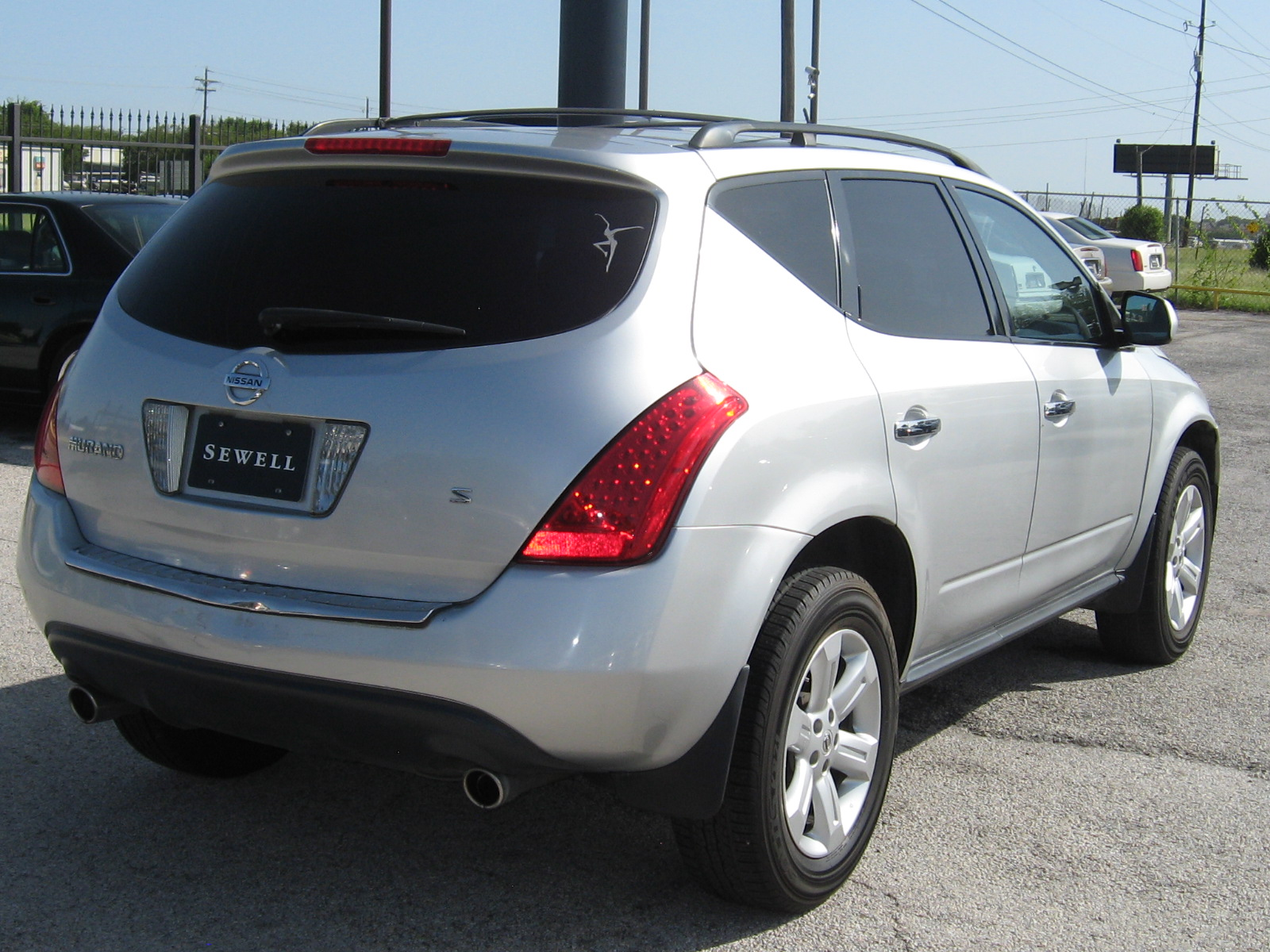2007 nissan murano s welcome to autoworldtx. Black Bedroom Furniture Sets. Home Design Ideas