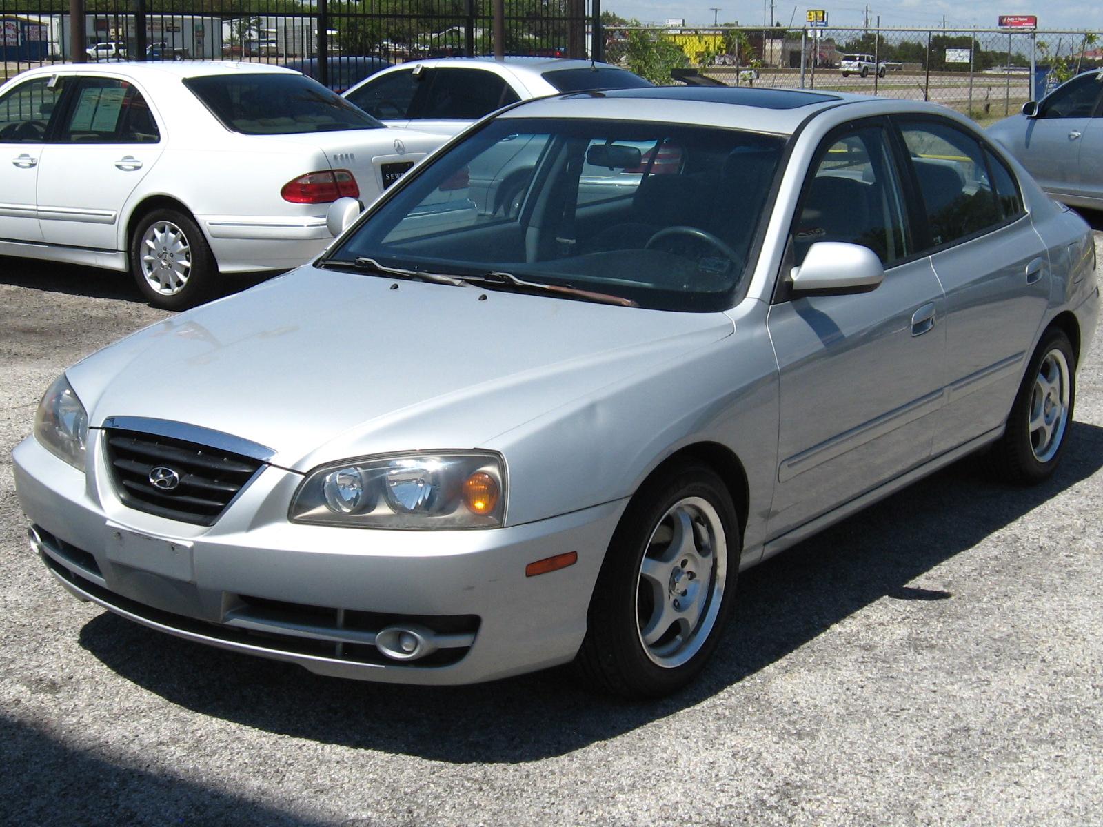 Img on 2007 Hyundai Elantra