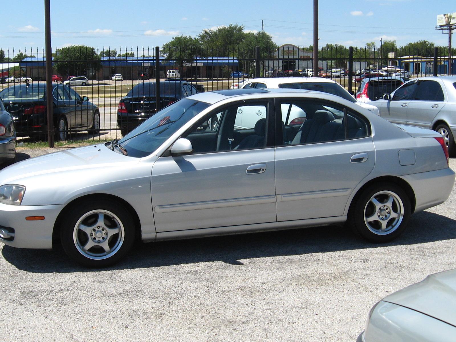 Hyundai Elantra Gas Mileage >> 2006 Hyundai Elantra GLS | Welcome to Autoworldtx
