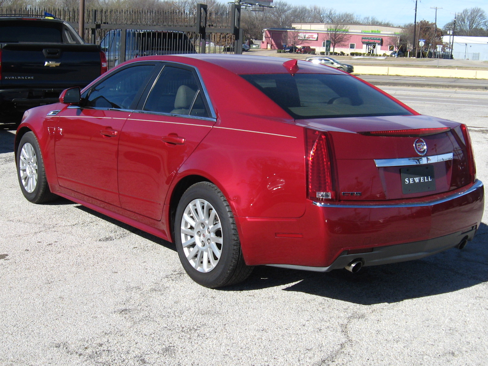 2010 Cadillac CTS 3.6 Sedan | Welcome to Autoworldtx
