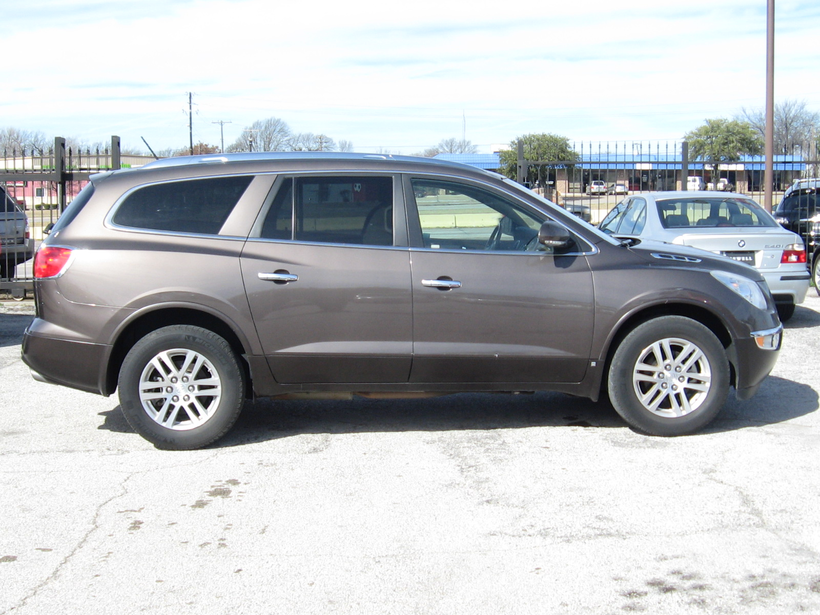 2008 Buick Enclave CX | Welcome to Autoworldtx