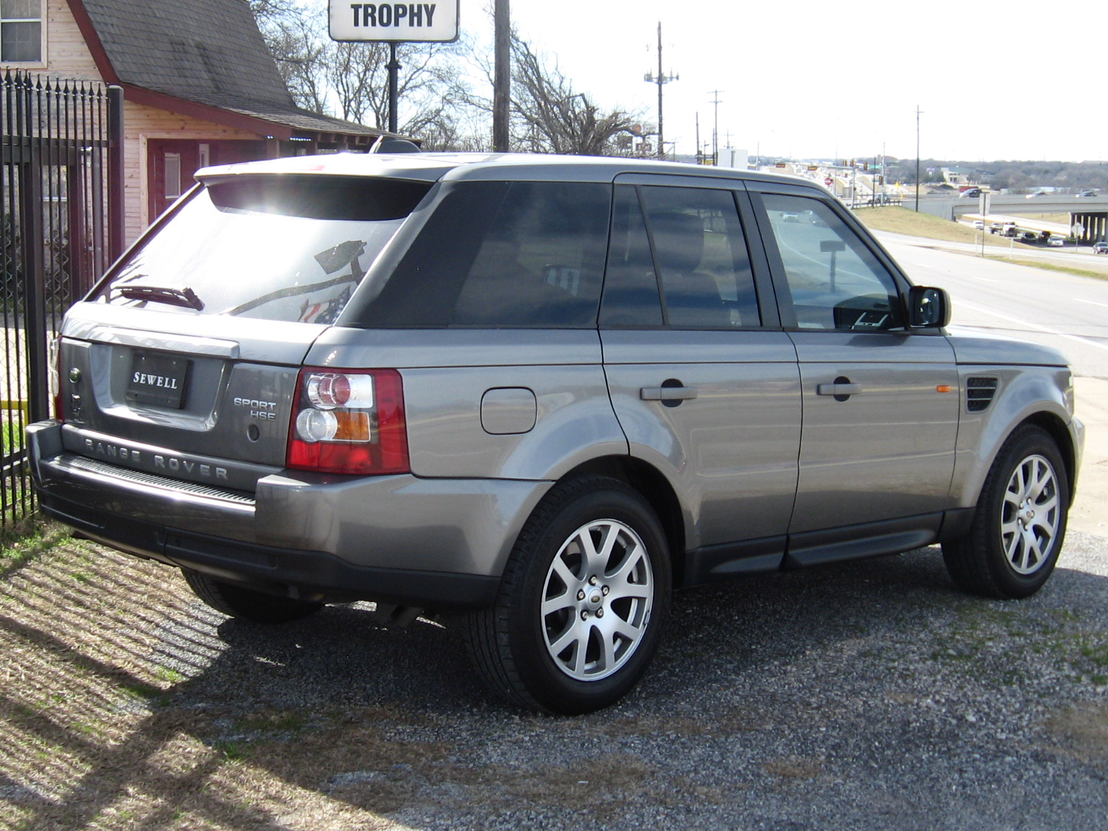 2008 Range Rover Hse Sport Welcome To Autoworldtx